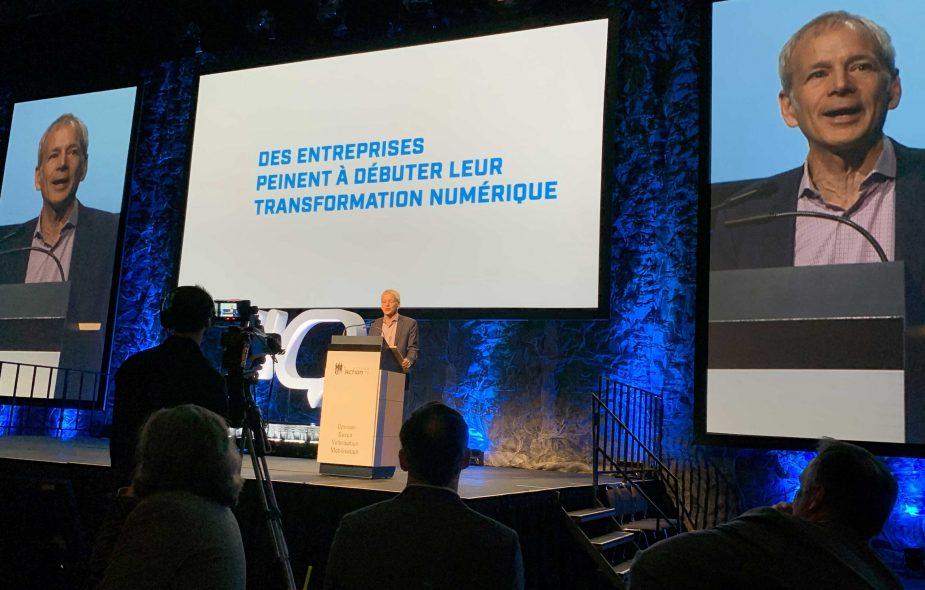 Larochelle impliqué dans le livre blanc des technologies du Québec
