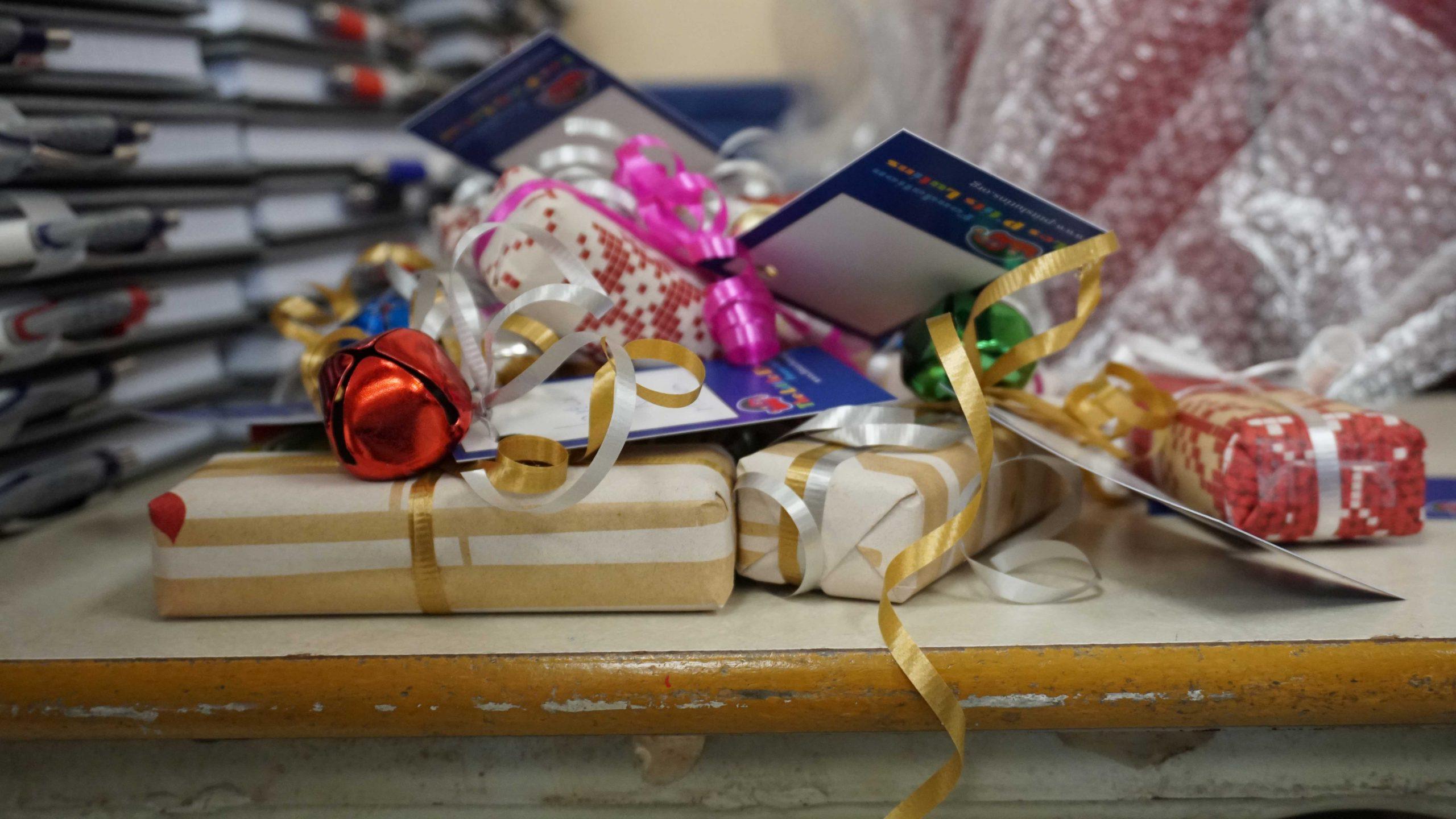 Cadeaux pour Ptits Lutins