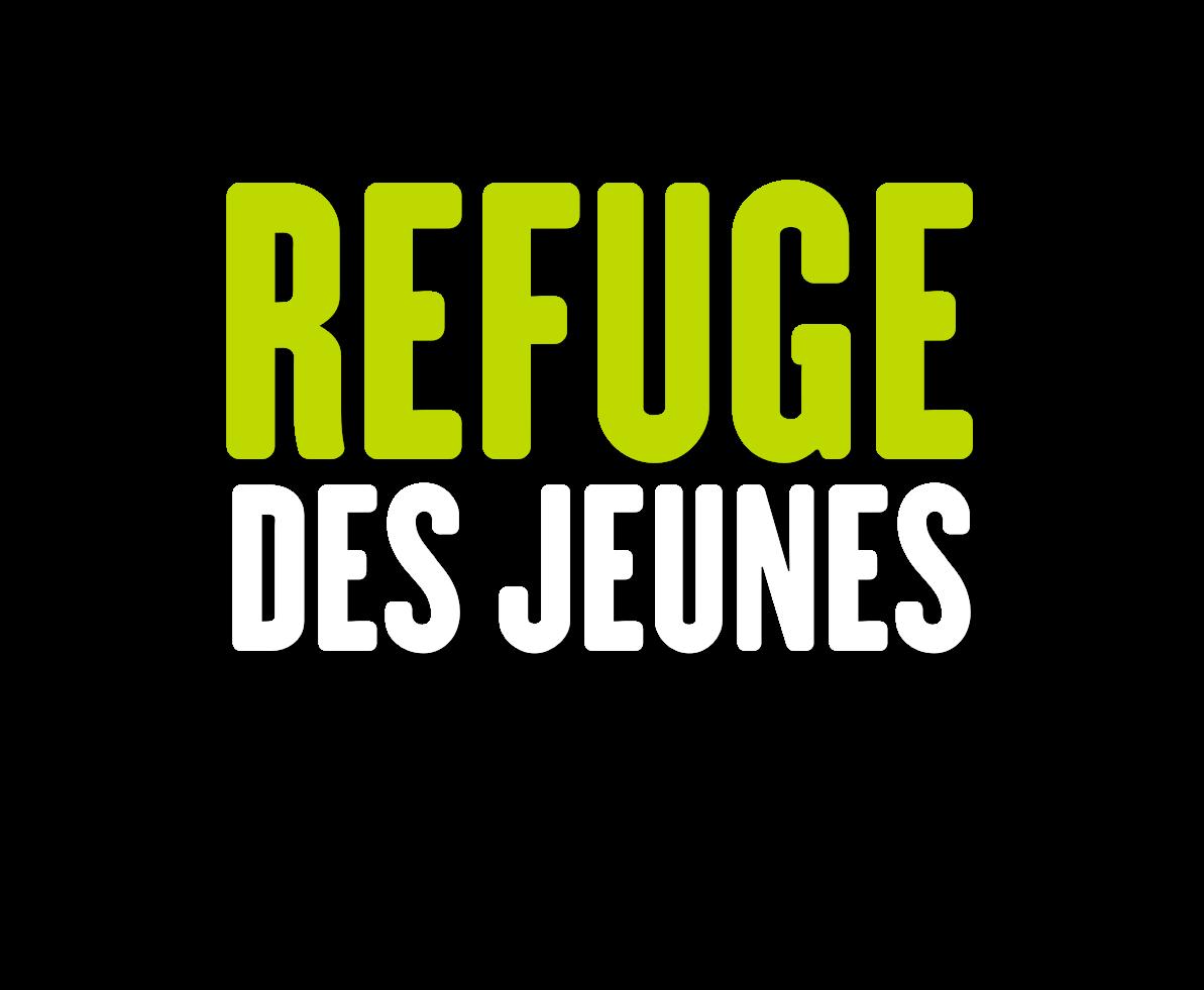 Logo Refuge des jeunes de Montréal