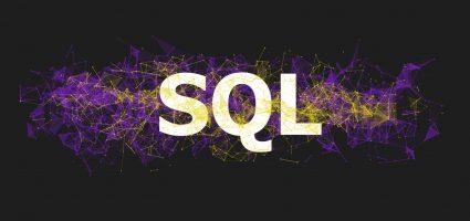 SQL pour analyse des données