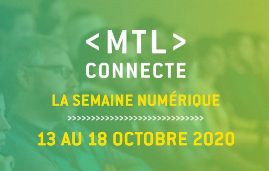 Nos experts en transformation numérique à MTL Connecte