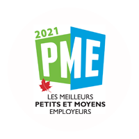 Logo Meilleur employeur PME 2021